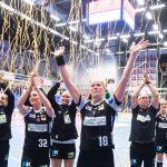 Semifinale Team Esbjerg - Odense HC-11