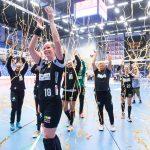 Semifinale Team Esbjerg - Odense HC-12
