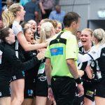 Semifinale Team Esbjerg - Odense HC-16