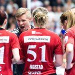 Semifinale Team Esbjerg - Odense HC-17