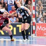 Semifinale Team Esbjerg - Odense HC-18