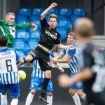 Superliga- Esbjerg-Randers FC-08