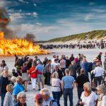Sankt Hans Aften Vejers Strand-13
