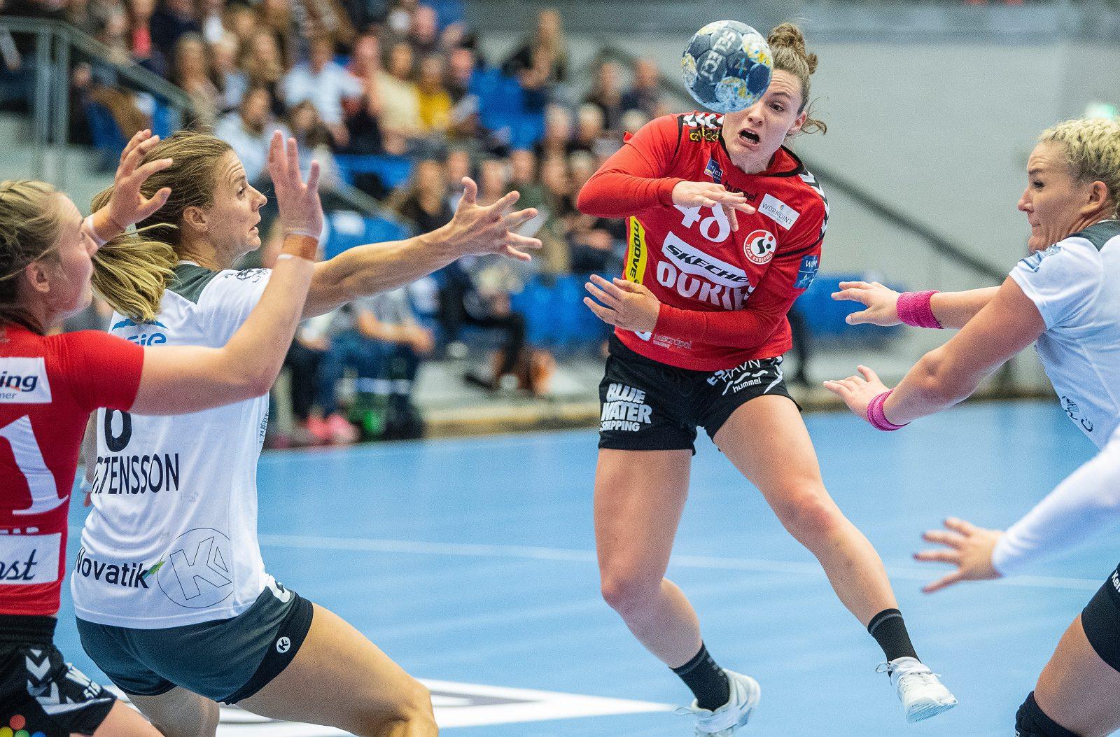 CL Team Esbjerg-CSM Bucuresti-13