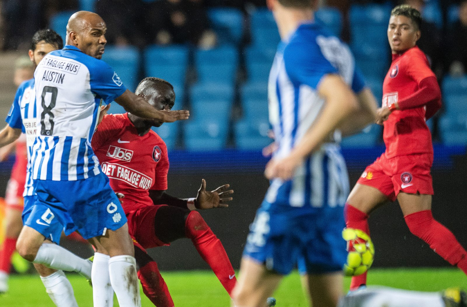 Esbjerg fB-FC Midtjylland3