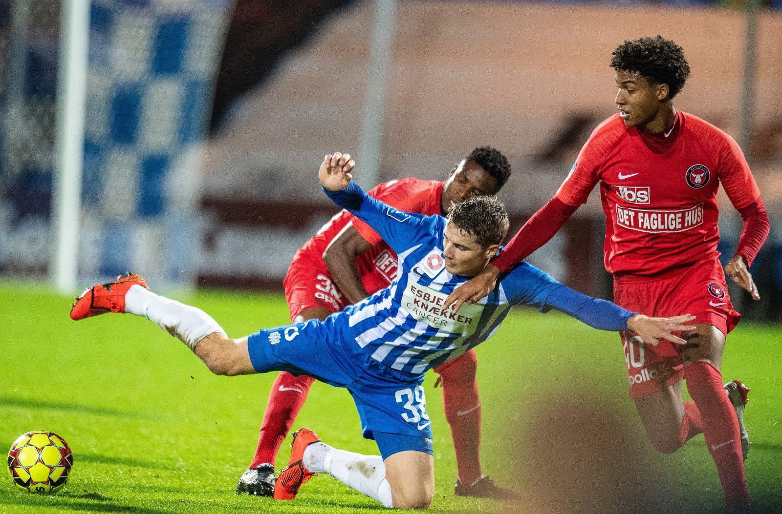 Esbjerg fB-FC Midtjylland4