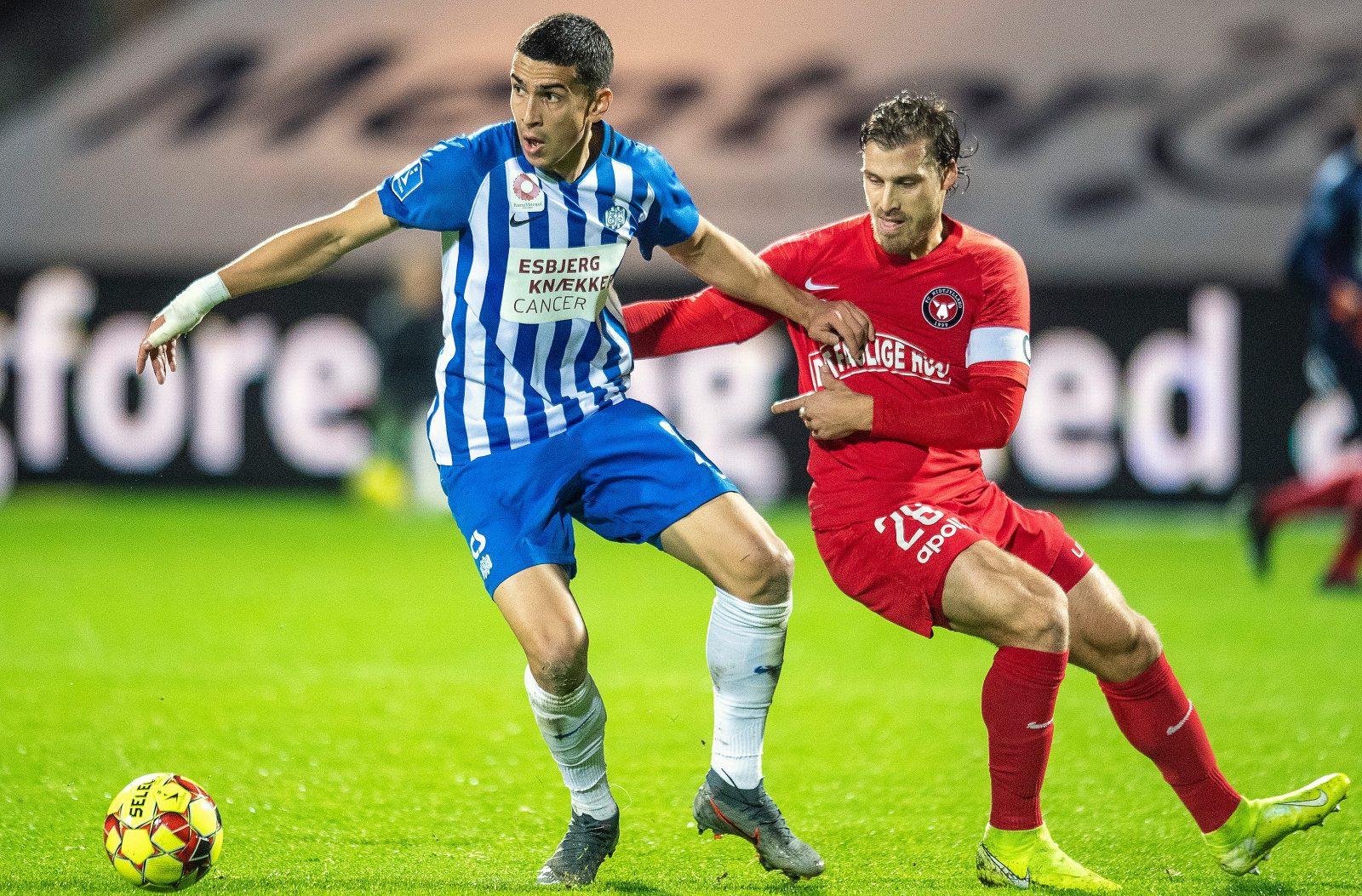 Esbjerg fB-FC Midtjylland5
