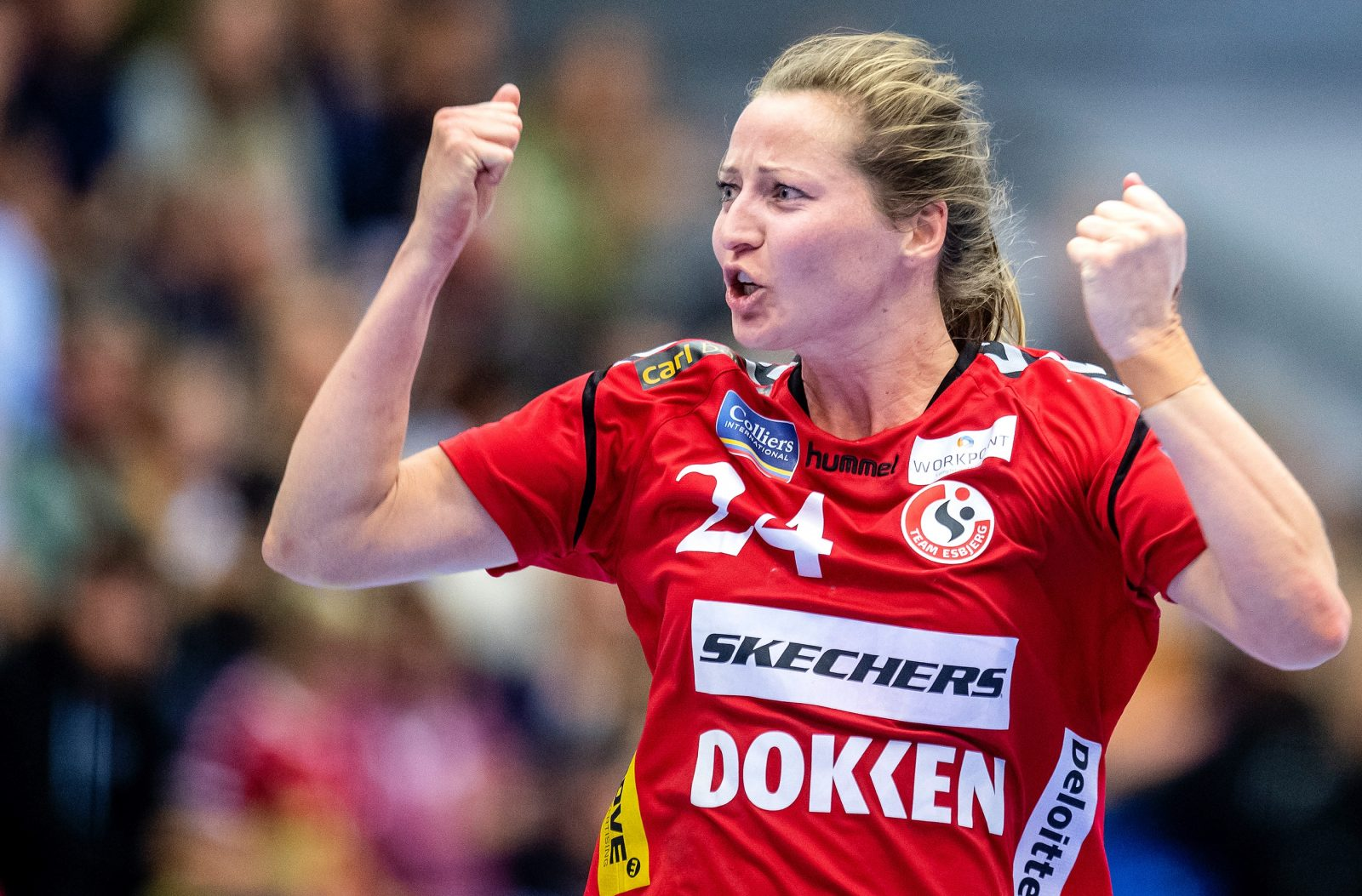 Team Esbjerg - Rostov-Don-20
