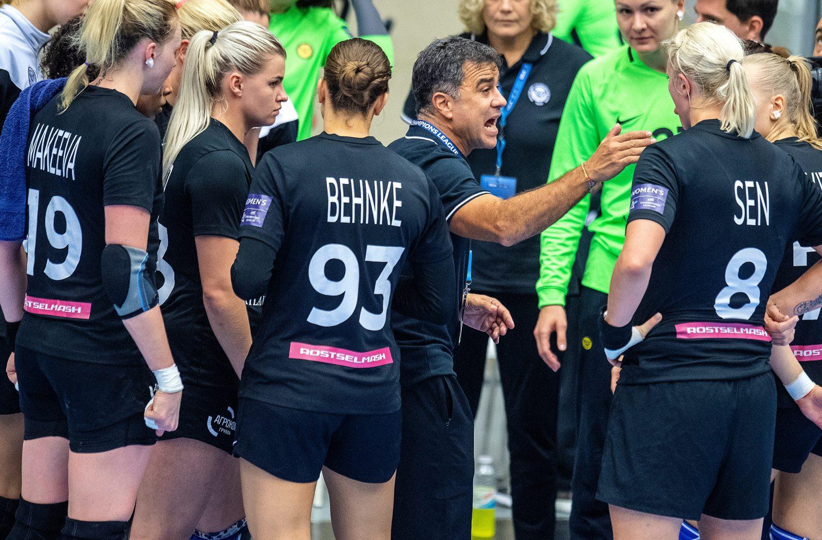 Team Esbjerg - Rostov-Don-23