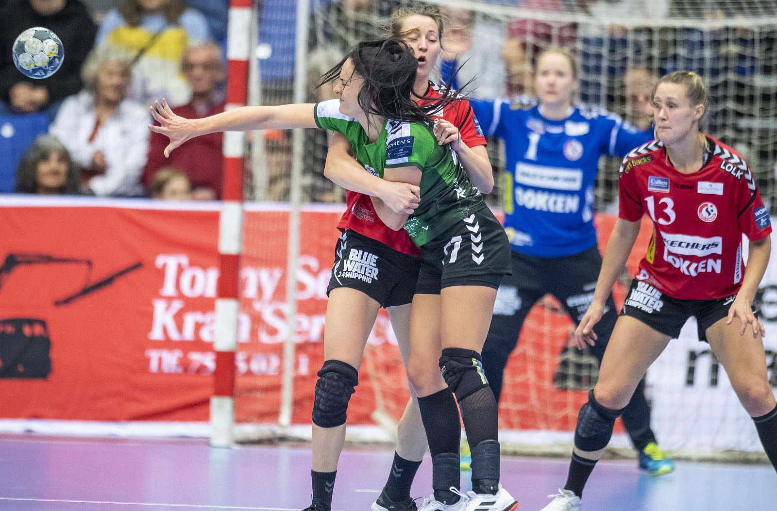 CL kvindehŒndbold: Team Esbjerg - MKS Perla Lublin