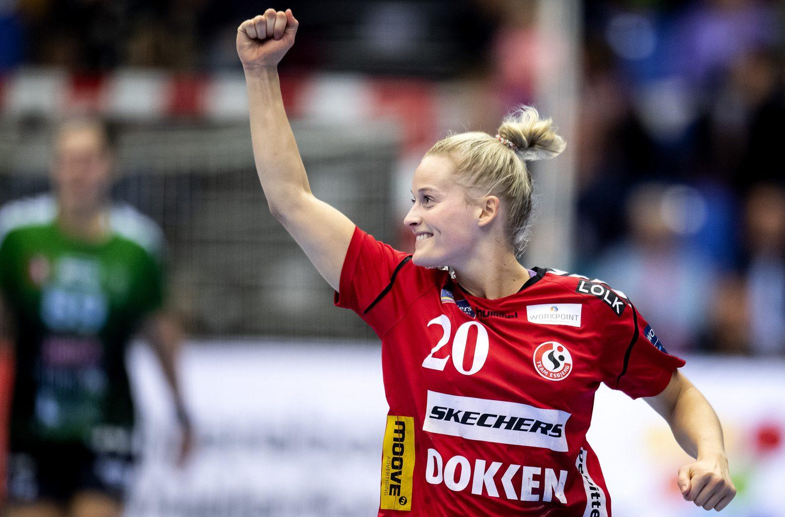 CL kvindehåndbold: Team Esbjerg - MKS Perla Lublin