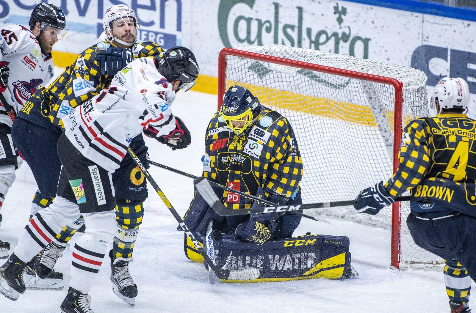 Metalligaen: Esbjerg Energy - Aalborg Pirates