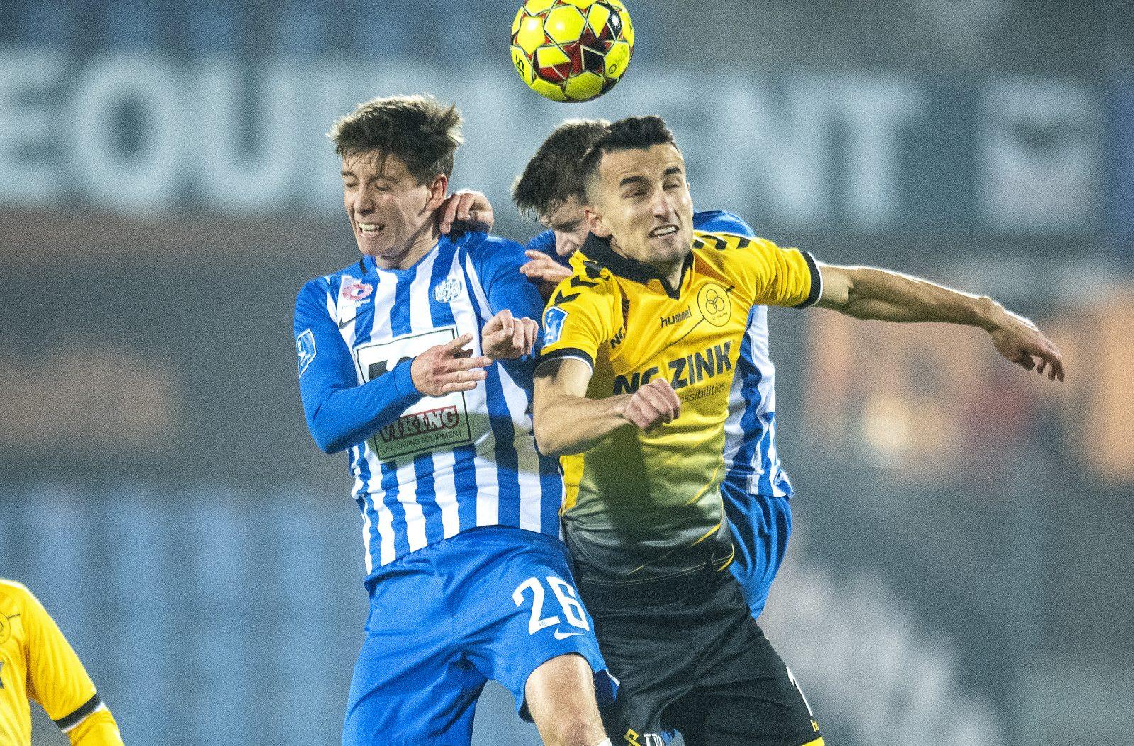 Superliga: Esbjerg fB - AC Horsens