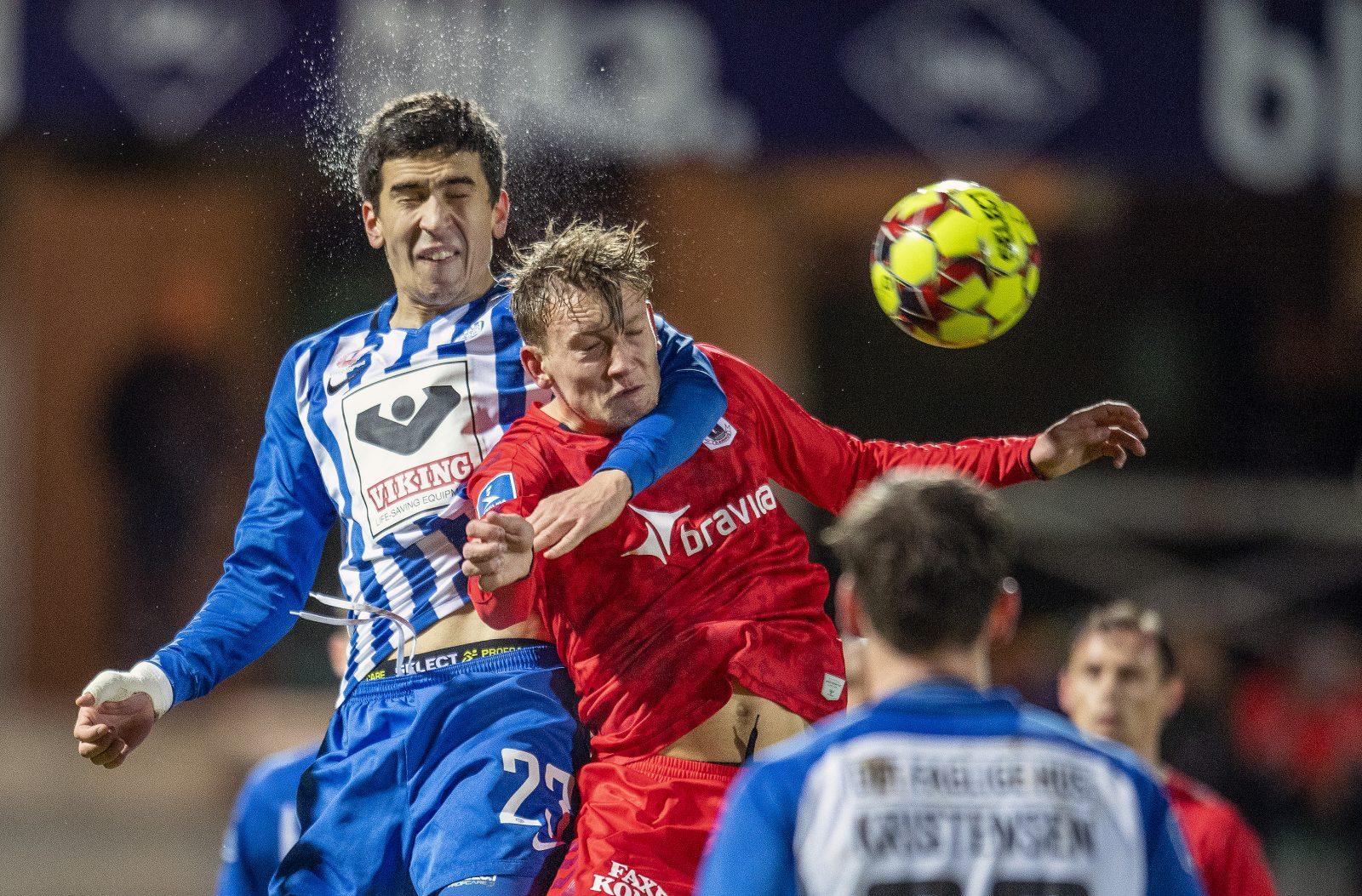 Superliga: Esbjerg fB - AGF